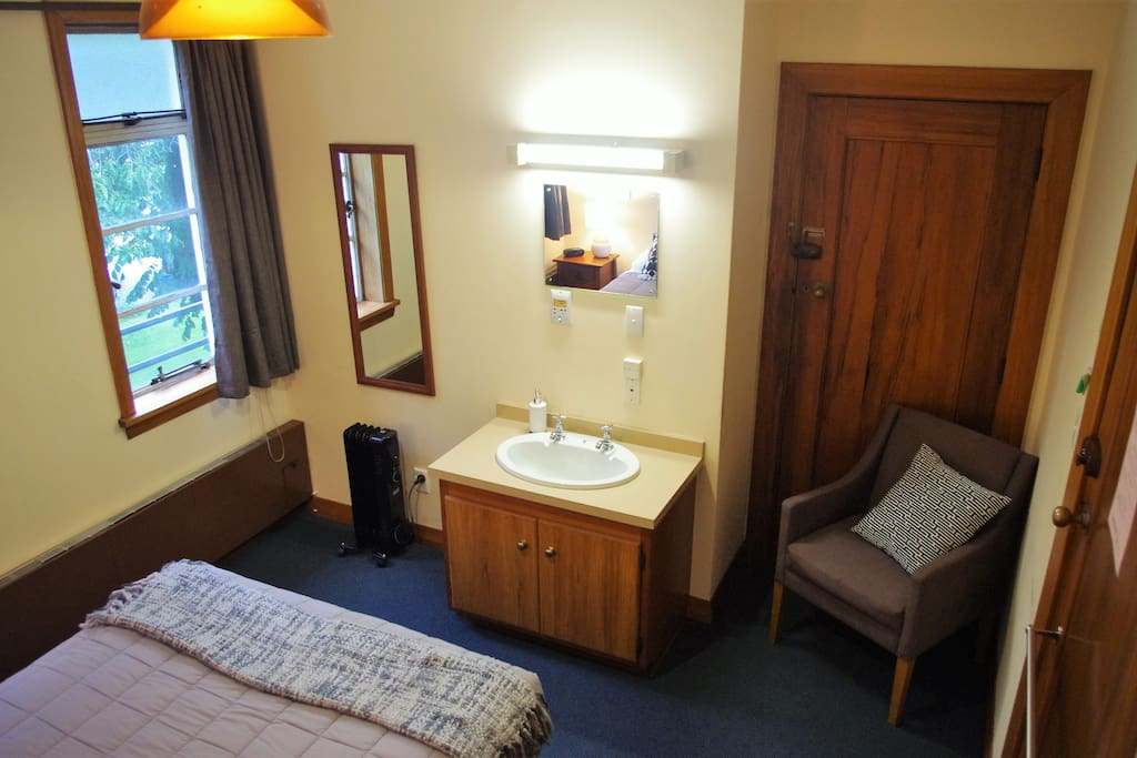 Room 13- suitable for 2 guests. interconnects with room 14