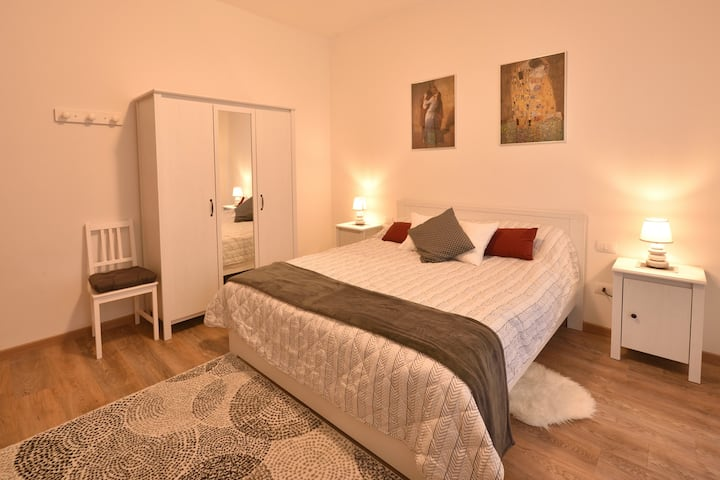 Ca' Tintoretto_Room 1