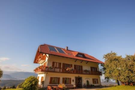 Voll ausgestatte Wohnung am Faakersee inkl. Balkon