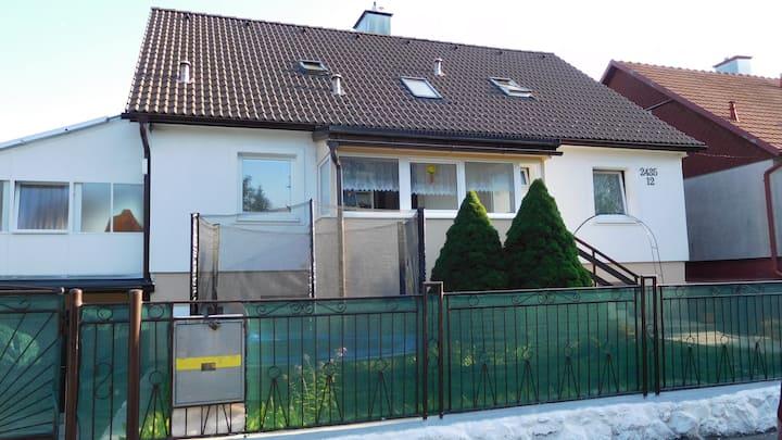 Family friendly House in Poprad -Spisska Sobota