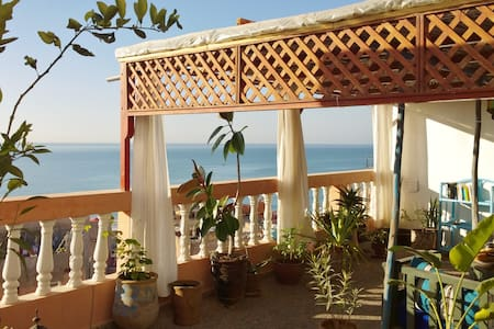 SunDesk Coworking - Terrace Room - Taghazout