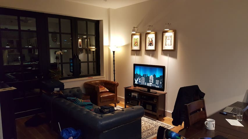 Urban Elegance in Crown Heights - บรุกลิน - อพาร์ทเมนท์