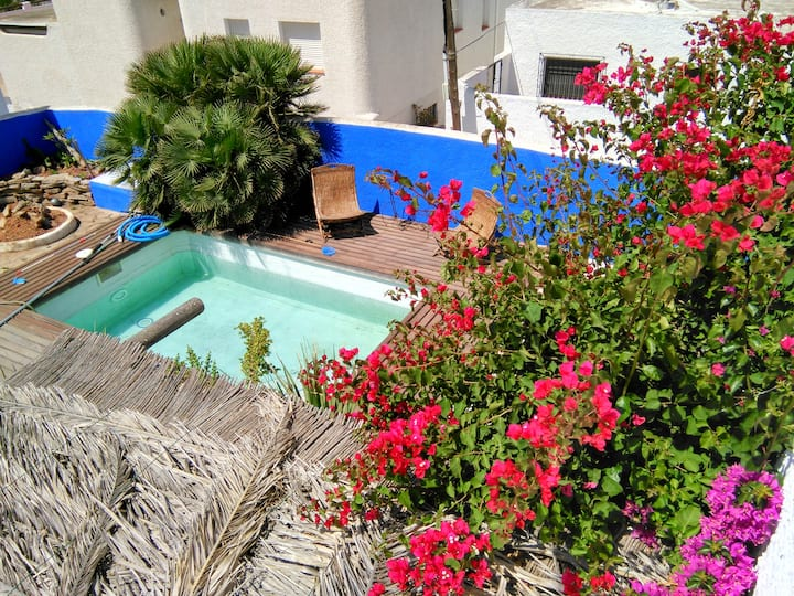Studio-piscina a3km playas San Jose