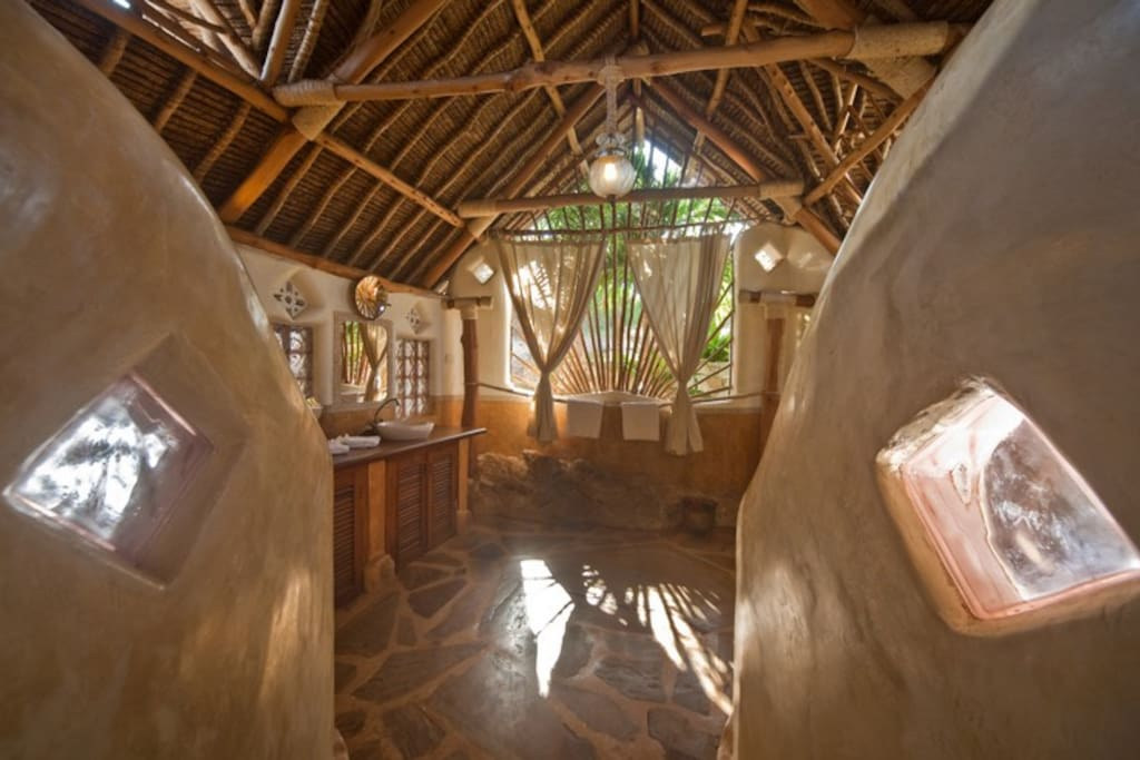 Every aspect of this amazing villa has been designed and made by hand,