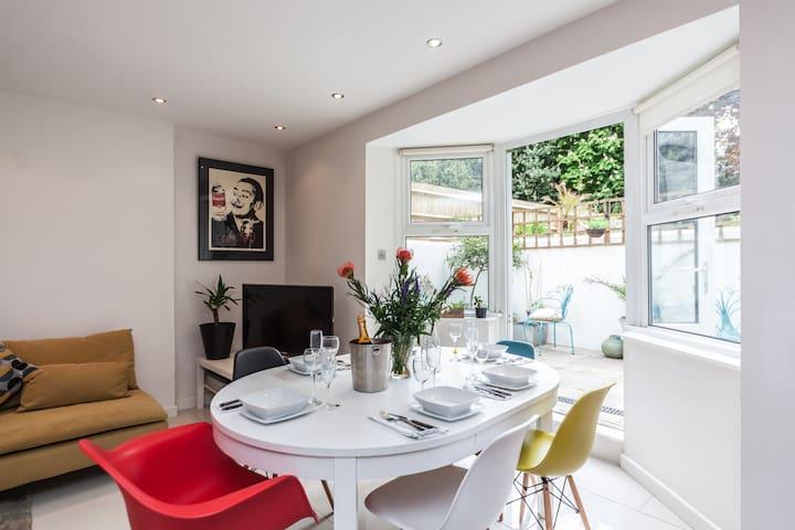 Stunning House & Garden - Brighton - Hove - Appartamento