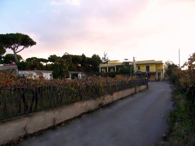 Villa di 300 mq con giardino - Boscotrecase - Villa