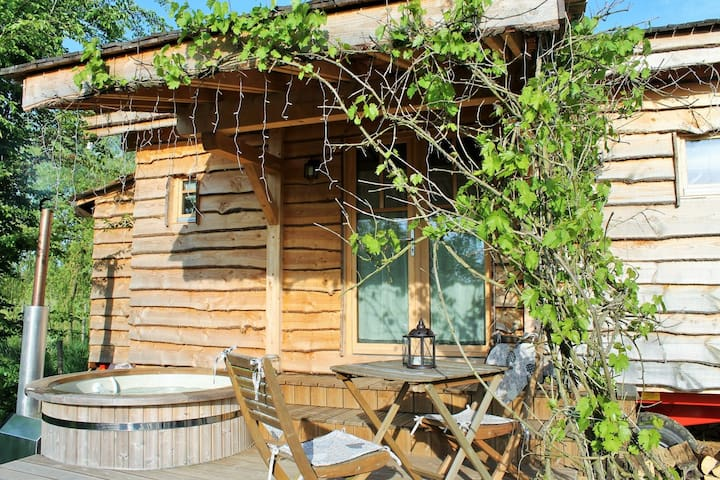Romantic chalet for 2 persons - Buhl-Lorraine - บ้าน