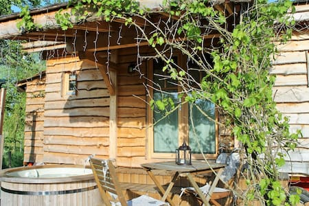 Romantic chalet for 2 persons - Buhl-Lorraine - Дом