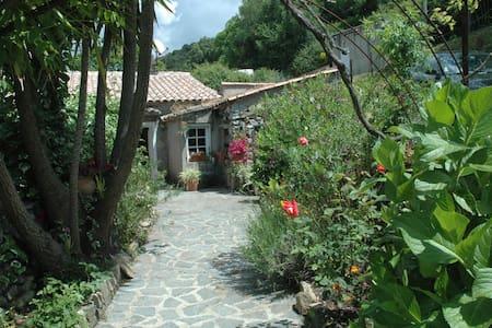 Maison indépendante avec jardin - Sainte-Lucie-de-Tallano - House
