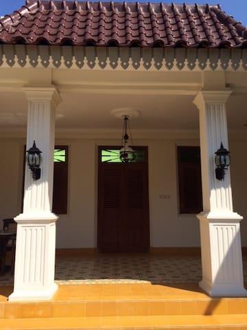 Lovely home in center of Yogyakarta