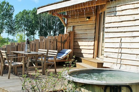 Romantic chalet for 4 persons - Buhl-Lorraine - Дом
