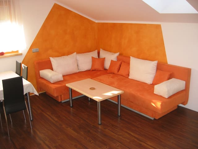 Welcome Apartment Guesthouse Heidi  - Wals - Apartamento