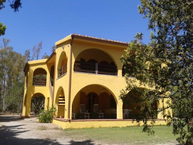 Villa indipendente vicino al mare - Cardedu