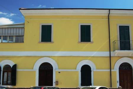 Appartamento fronte stazione FS - Popoli