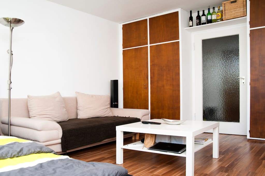 1-bedroom apartment at Olympiapark