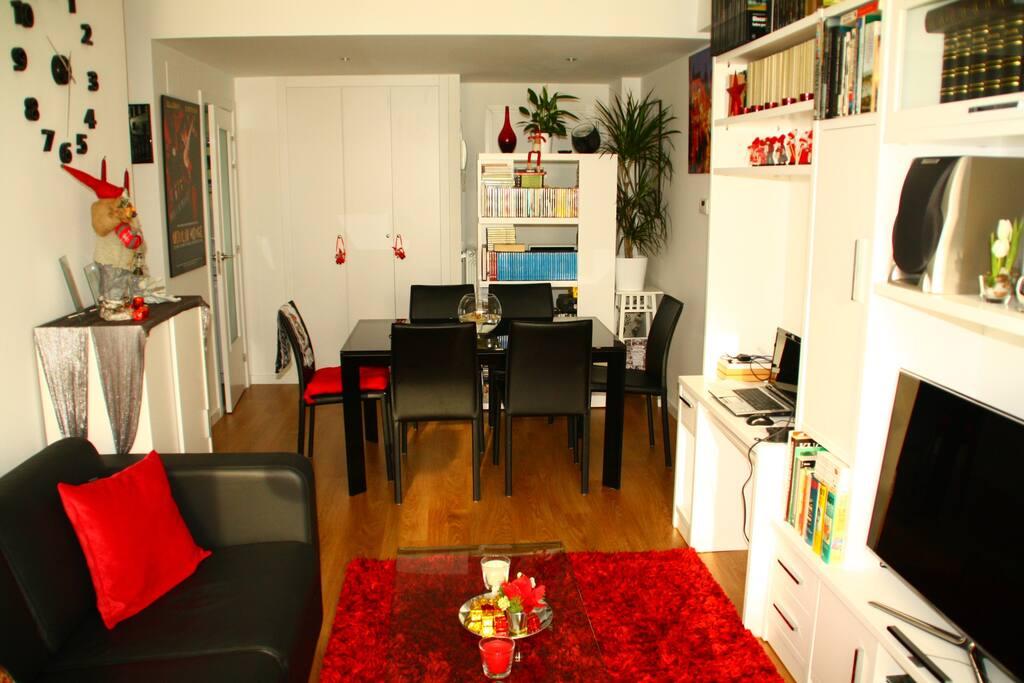 Moderno apartamento para 4 madrid apartamentos en alquiler en alcorc n comunidad de madrid - Apartamentos en alcorcon ...