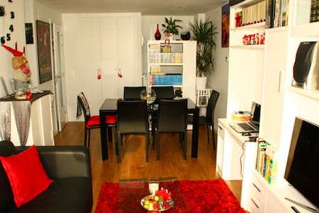 Modern apartement for 4 in MADRID - Wohnung