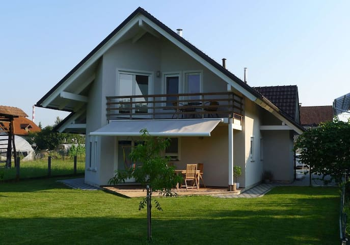 Countryside house in Ljubljana