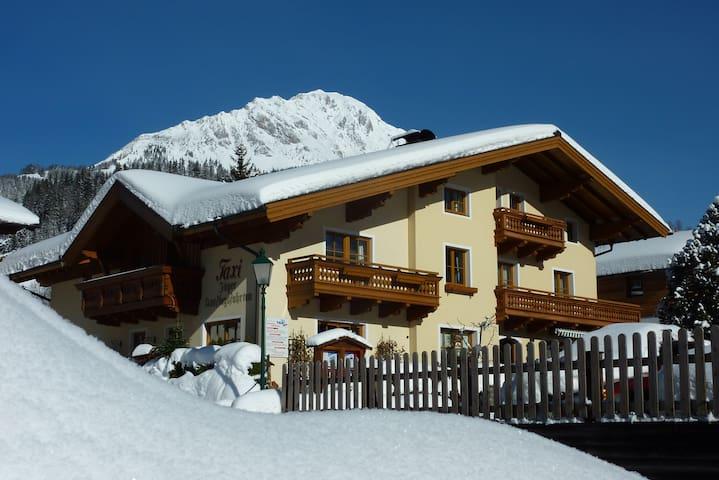Appartement- Haus Jäger