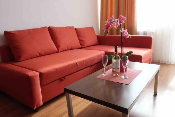 Belvedere Luxury SPA Apartments 4****