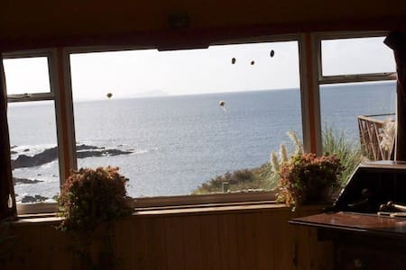 Entire 1br oceanfront amazing view - Ventry - Andet