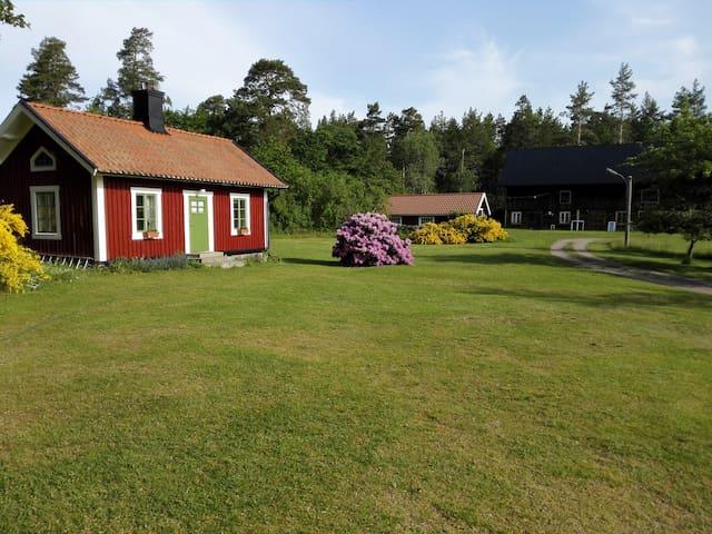 Chafförsbostaden på Lemunda Gård