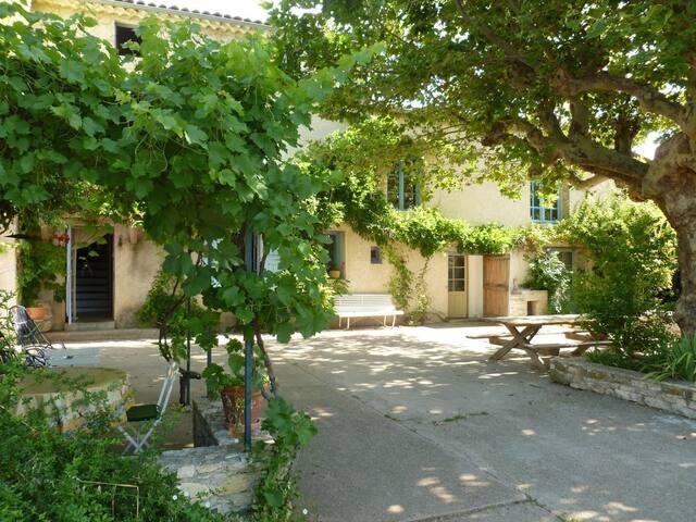 Mas de Pré Grand - Saint-Étienne-les-Orgues