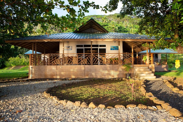 Villa Vaiaahi, vacation rental