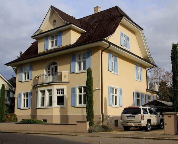 5-Zimmer Villa, Sissach - ArtBasel - Sissach - Huis