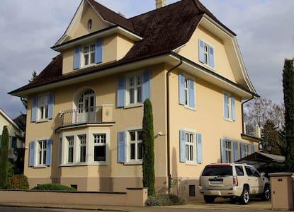 5-Zimmer Villa, Sissach - ArtBasel - Hus