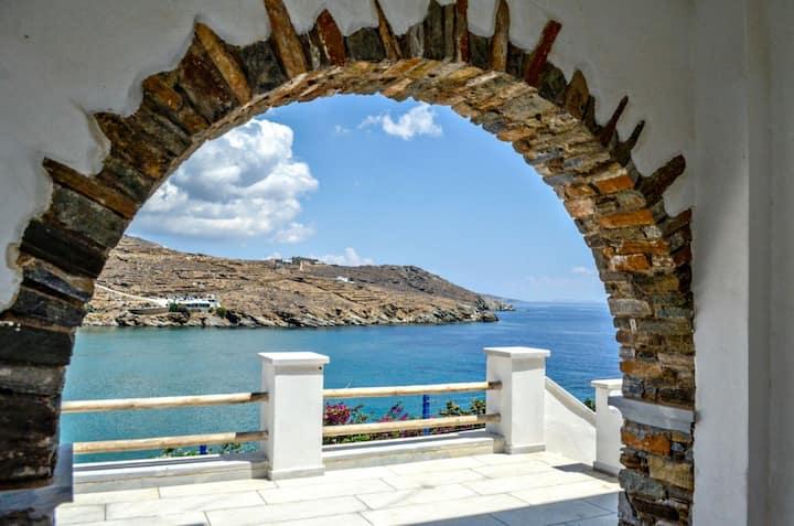 Ormos Giannaki Great Sea View