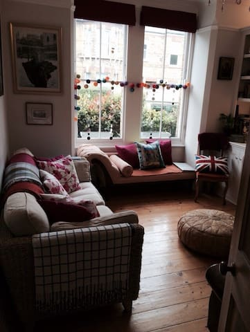 Sunny and quiet house in E Dulwich