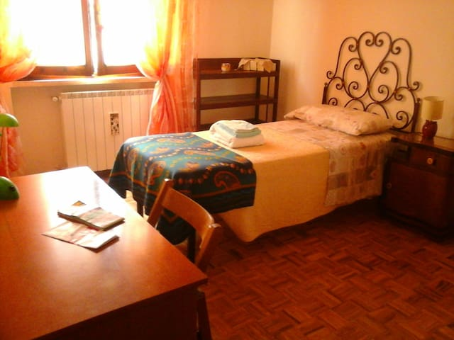"""My Nest"" shared house - Arezzo - Apartemen"