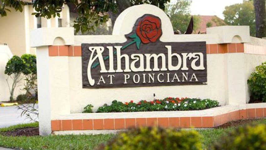 Alhambra Orlando 2 bdrm