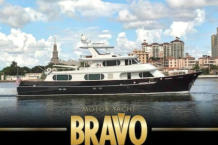 Luxury 100 foot Yacht-Provincetown - Provincetown - 船
