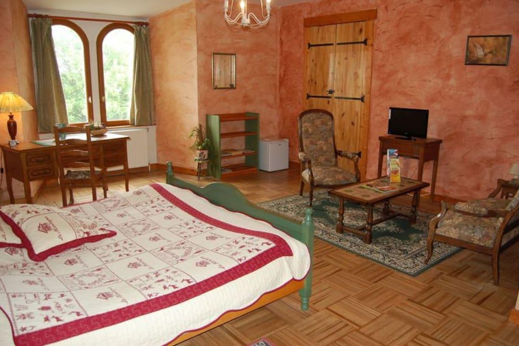 La chambre colvert castles for rent in meurthe et - Chambre agriculture meurthe et moselle ...
