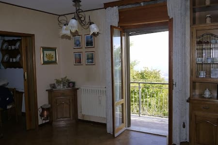 Nice apartment with fire place - Pietrabbondante - Apartment