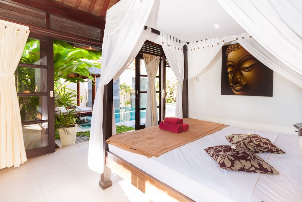 4 EN-SUITE BEDROOMS PRIVATE VILLA 1