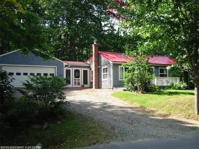 Gone Coastal Cottage