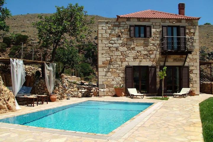 Experience villas Katerina sea view