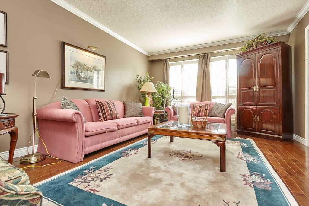 Living room/Sitting room
