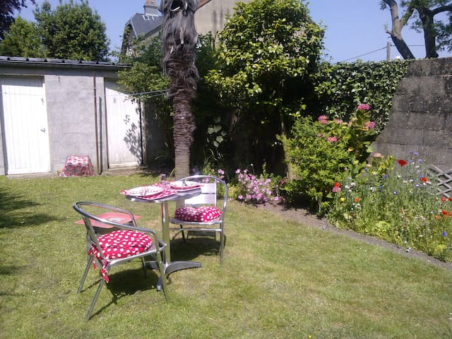 Chambre à la maison.., centre ville - Cherbourg-Octeville - Apartment