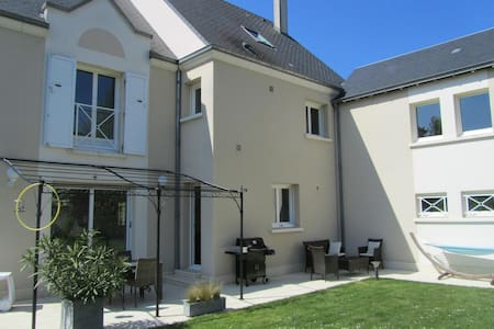 St Cyr sur Loire à 5' de Tours