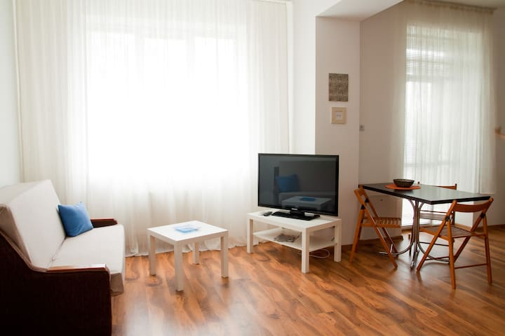 Cozy apartment in 10 min from Opera - L'viv - Apartment