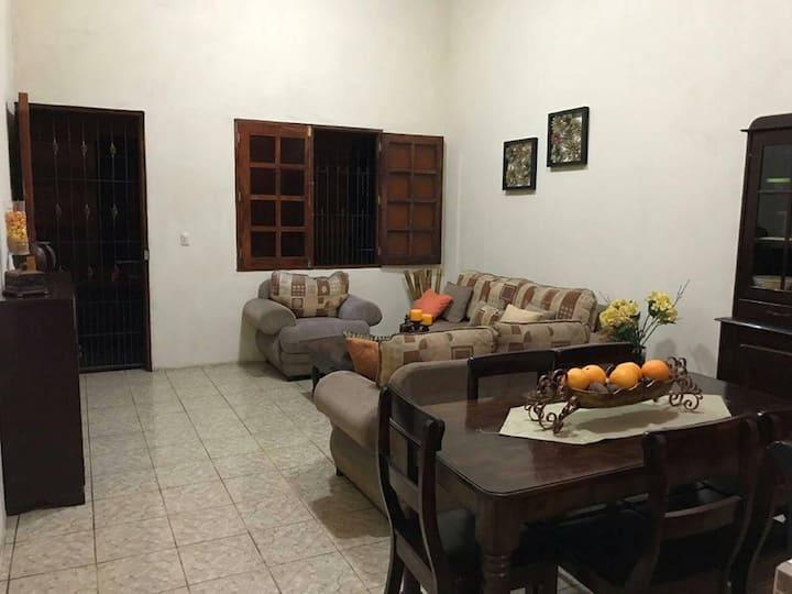 María José´s House in León, Nicaragua