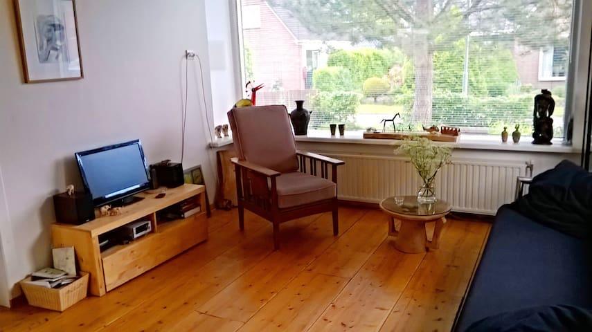 Gezellig Vakantiehuis in Norg - Norg - Casa