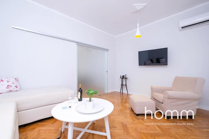 homm® Boutique B Apartment in Kypseli w/ jacuzzi
