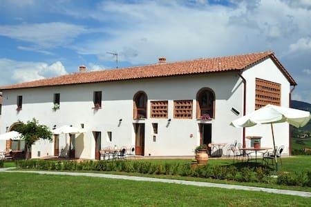 Tuscan Holiday Farm Wine Room Swing - Vinci - Haus