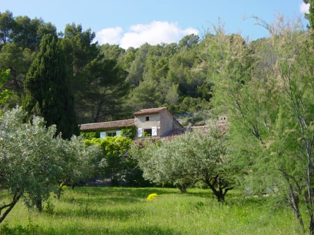 Villa with pool, Provence - Villecroze