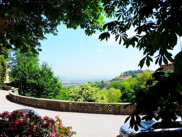 NEW!! Casa Maria,In The Upper Town - Bergamo - Appartement